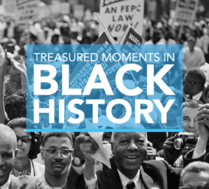 Special Program: Treasured Moments in Black History